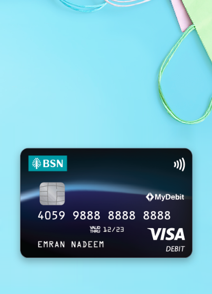 Bsn Visa Debit Card Bsn Malaysia
